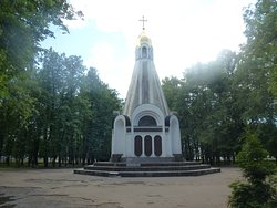Chapel of Ryazan 900th Anniversary