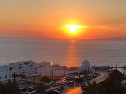 Excelente hotel em Mykonos