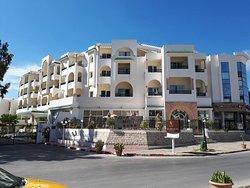 Family-Friendly Hotel  in the very heart of Hammamet