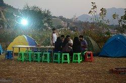 Camping Pawana Lake