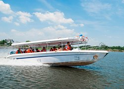 Fisheye Travel Speedboat Tours Saigon River