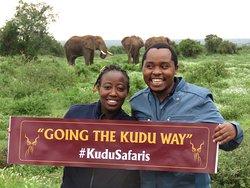 Amazing game viewing safari to Amboseli National Park