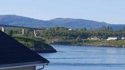På vei til Bodø