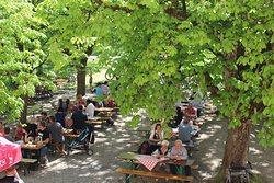 Bio Gasthaus & Biergarten Schloss Blumenthal