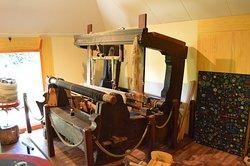 oude weefmachine