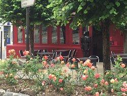 Notre Terrasse fleurie