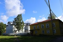 Block of Historic Buildings Petrozavodsk