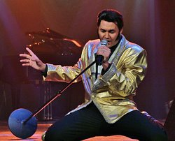 ALL SHOOK UP - Tribute to the King