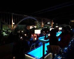 Dream On...Sherlock Sky Bar