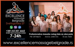 Excellence Massage Belgrade