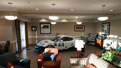 Host hotel for Ford Performance class