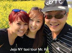 Jeju NY (Nam Yang) Taxi Tour