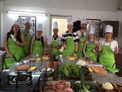 Duong's Cooking Class