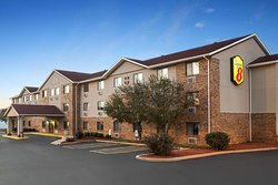 Super 8 by Wyndham Fairview Heights-St. Louis