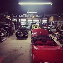 Miles Through Time Automotive Museum