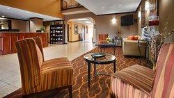 貝斯特韋斯特普勒斯大學旅館及套房酒店