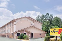 Super 8 by Wyndham Warner Robins