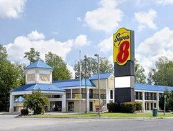 Super 8 by Wyndham Ruther Glen Kings Dominion Area