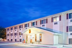 愛荷華州伯靈頓速 8 飯店