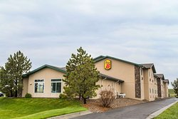 Super 8 by Wyndham Wheatland Wyoming