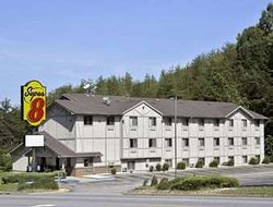 Super 8 by Wyndham Martinsville VA