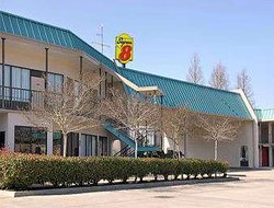 Super 8 by Wyndham Port Allen/W Baton Rouge