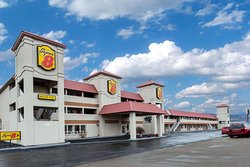 Super 8 by Wyndham Fernley