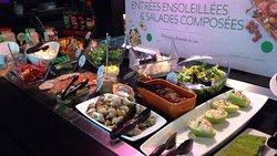 Campanile Dijon Sud Restaurant