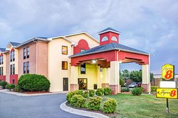 Super 8 by Wyndham Rock Hill