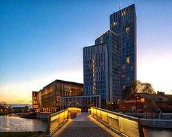 Clarion Hotel & Congress Malmo Live