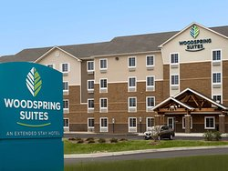 WoodSpring Suites Chicago Darien