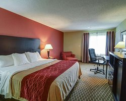 Quality Inn & Suites Pine Bluff