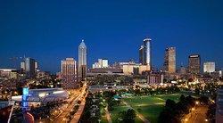 亞特蘭大市區希爾頓花園旅館
