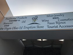 Eruption Store Santorini