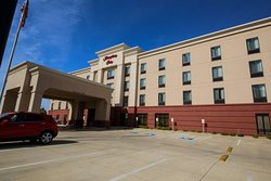 Hampton Inn Waterloo Cedar Valley