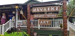 Havaiki Oceanic and Tribal Art