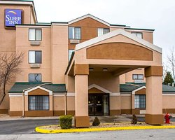 Sleep Inn Hotel - Lansing