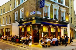 Our corner of Italy in Marylebone
