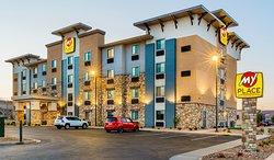 My Place Hotel-St. George, UT