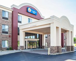 Comfort Inn Lee's Summit @ Hwy 50 & Hwy 291