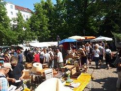Arkona Platz Market