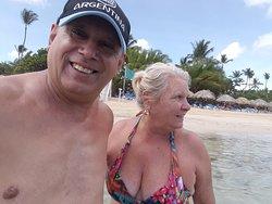 ..¡¡ En la maravillosa playa..¡¡¡