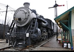 The Ohio Railway Museum