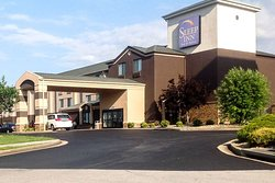 Sleep Inn & Suites Kingsport Tricities Airport