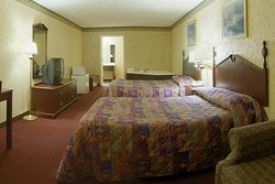 Double Jacuzzi Room