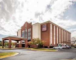 Comfort Suites Fredericksburg South