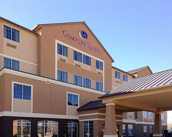 Comfort Suites Waco North