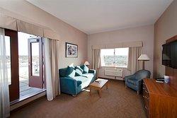 Cascades Suite Living Area