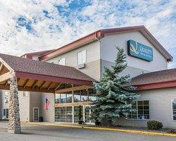 Quality Inn & Suites Liberty Lake