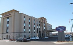 Hampton Inn Cape Girardeau I-55 East